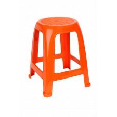 Πλαστικό Σκαμπώ Δεμένο OEM 0240 37x37x47ύψος - Πορτοκαλί