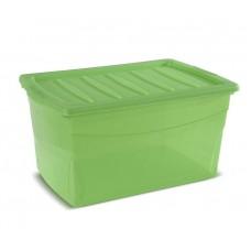 Κουτί Αποθήκευσης Omnibox Κis 45lt με Καπάκι.