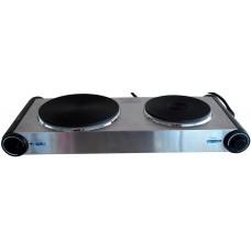 Ηλεκτρικό Μάτι Διπλό Ankor Inox 718573