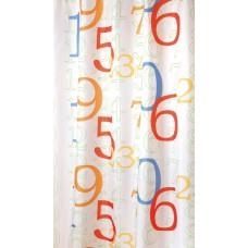 Κουρτίνα Υφασμάτινη Happy Bath 180x200 HSP-1678