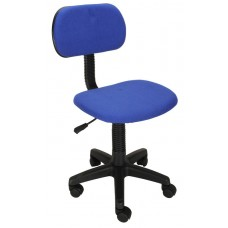 Καρέκλα Γραφείου Μπλε 728091 OEM 40πλx46βαθx85υψ.
