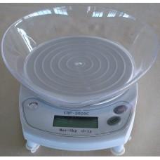 Ζυγαριά Κουζίνας Sugasa Ηλεκτρονική Cdp-2020 22x18x8,5υψ.