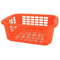 Καλάθι Πλυμμένων OEM 0015 54,5x38,5xΥ21 - Κόκκινο