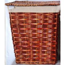Καλάθι Μπαμπού Ορθογώνιο 731886Α OEM 34x46x58υψ