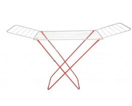 Απλώστρα Ρούχων Μεταλλική Πτυσσόμενη 20m 710812 Ankor