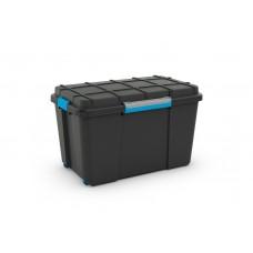 Κουτί Αποθήκευσης Scuba 106lt Αδιάβροχο 73,5x44,5x46υψ