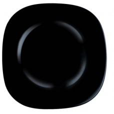 Πιάτο Βαθύ Μαύρο Τετράγωνο Carine Luminarc 21x21εκ.