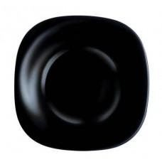 Πιάτο Φρούτου Μαύρο Τετράγωνο Carine Luminarc 19x19εκ.