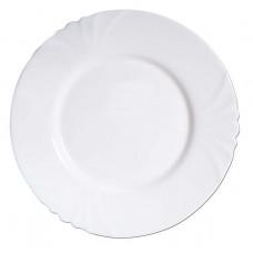 Πιάτο Ρηχό Άσπρο Στρογγυλό Cadix Luminarc