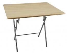 Τραπέζι Κουζίνας Πτυσσόμενο Ορθογώνιο 745623 OEM 70x90x72υψ.
