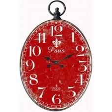 Ρολόι Τοίχου 745982 OEM 62x40εκ