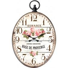 Ρολόι Τοίχου 745999 OEM 62x40εκ