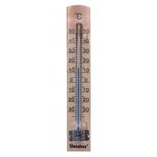 Θερμόμετρο Δωματίου Ξύλινο OEM 3x1x18υψ.