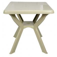 Πλαστικό Τραπέζι 70εκ OEM 0128 70x70x72υψ