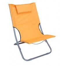 Καρέκλα Παραλίας Σιδερένια Μεγάλη 03.CH-B008 OEM 55x67x74υψ