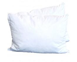 Μαξιλάρι Ύπνου Πούπουλο 100% Βαμβάκι Aντιαλλεργικό Bάρος 1kg 50x70εκ
