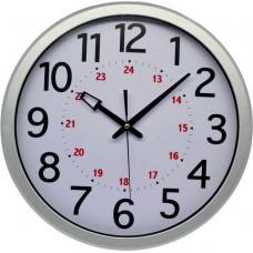 Ρολόι Τοίχου Πλαστικό Στρογγυλό 751167 OEM