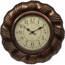 Ρολόι Τοίχου Πλαστικό Στρογγυλό 751129 - OEM - (28714233)