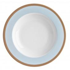 Πιάτο Πορσελάνης Βαθύ Στρογγυλό ΙΩΝΙΑ SKY