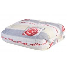 Πάπλωμα Διπλό Βαμβακερό Εμπριμέ 43-5101-3 200x240εκ OEM