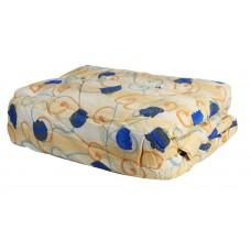 Πάπλωμα Διπλό Βαμβακερό Εμπριμέ 43-5101-7 200x240εκ OEM
