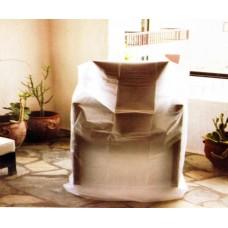 Κάλυμμα Προστασίας Για Καρέκλες Κήπου Και Ψησταριές GS-17455 OEM 70x70x140υψ