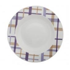Πιάτο Πορσελάνης Βαθύ Στρογγυλό R8015-085 OEM