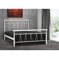 Κρεβάτι Μεταλλικό Θηλιά Διπλό Για Στρώμα 150x200εκ