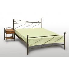 Κρεβάτι Με Τάβλες 'Πάρος' Με Διαστάσεις Κατά Παραγγελία OEM
