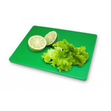 Βάση Κοπής Πλαστική PE Πράσινη 30x45εκ Veltihome 34450