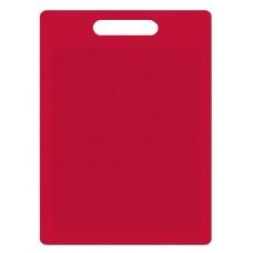 Βάση Κοπής Πλαστική PΡ Κόκκινη 25x34εκ Veltihome 34250