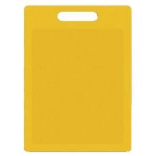 Βάση Κοπής Πλαστική PΡ Κίτρινη 25x34εκ Veltihome 34250