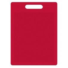 Βάση Κοπής Πλαστική PΡ Κόκκινη 20x30εκ Veltihome 34200