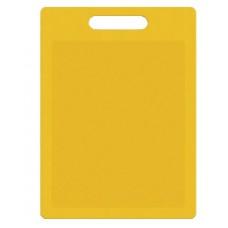 Βάση Κοπής Πλαστική PΡ Κίτρινη 20x30εκ Veltihome 34200