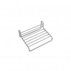 Σαπουνοθήκη Μπάνιου 11x8εκ Reflex Polytherm Metaltex 404203