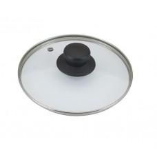 Καπάκι Γυάλινο Για Τηγάνι 20εκ Metaltex 16020