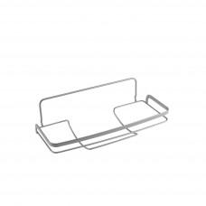 Βάση Για Χαρτί Κουζίνας 33x15x11υψ Eureka Polytherm Metaltex 350420