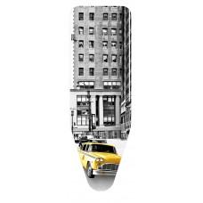 Σιδερόπανο Με Σχοινάκι Και Κλίπ Ενισχυμένο Βαμβάκι Molleton City 55x140εκ Colombo 5310