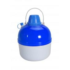 Θερμός Φελιζόλ 5Lt Με Επένδυση No.191 PLASTICA 22x22x29υψ - Μπλε