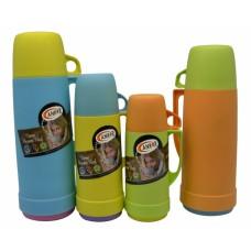 Θερμος Πλαστικό 1,0lt Σε 4 Χρώματα Ankor 767496