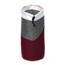Ισοθερμική Τσάντα Μεγάλη Για Μπουκάλι 1,5lt OEM 767090 15x15x33υψ - Σκούρο Κόκκινο Γκρι