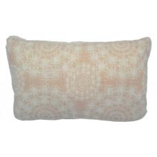 Μαξιλάρι Διακοσμητικό Ορθογώνιο Pink 772735 30x50εκ Ankor