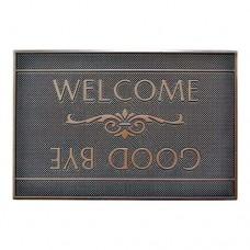 Πατάκι Εξώπορτας Καουτσούκ Welcome - Goodbye 40x60εκ 783342 Αnkor