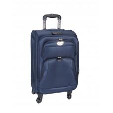 Βαλίτσα - Τρόλλευ Ταξιδίου Καμπίνας 4 Ρόδες Μπλε 50εκ 782949 Ankor