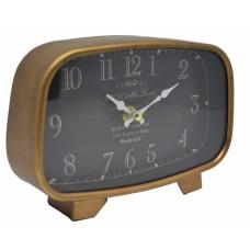 Ρολόι Επιτραπέζιο Χρυσό 789030 20x5x14υψ Ankor