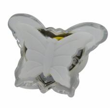 Φωτάκι Νυκτός Ankor Led Ψυχρό Πεταλούδα 779628 7x7εκ