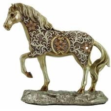 Διακοσμητικό Άλογο Πολυεστερικό 786107 20x6,2x18,5υψ Ankor