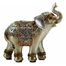 Διακοσμητικό Ελεφαντάκι Πολυεστερικό 786138 9,5x4x9,5υψ Ankor
