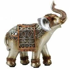 Διακοσμητικό Ελεφαντάκι Πολυεστερικό 786145 10,8x4,5x11,5υψ Ankor