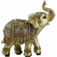 Διακοσμητικό Ελεφαντάκι Πολυεστερικό 786190 11x5,2x11,5υψ Ankor